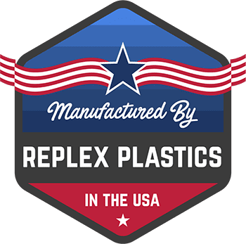 Manufactured By Replex Plastics