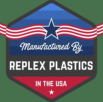 Manufactured By Replex Plastics